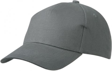 5 Panel Heavy Cotton Cap