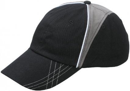 6 Panel Contrast Cap Arrow