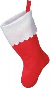 Large Santa Sock