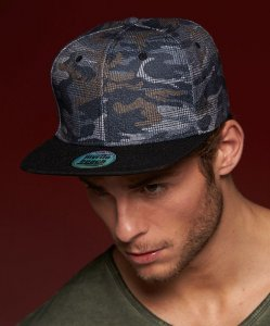 6-Panel Colourful Pro Cap