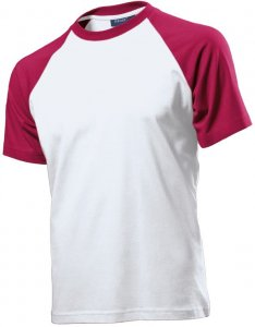 Bi-Colour Raglen T-Shirt