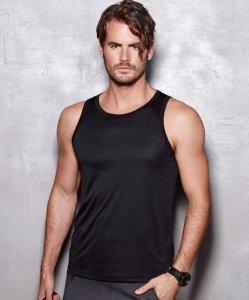 Men's Interlock Sport T-Shirt sleeveless