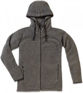 Men's Hooded Fleece Jacket