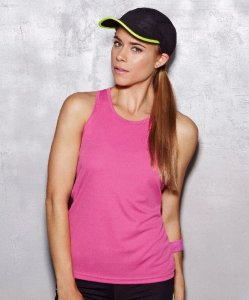 Ladies' Interlock Sport T-Shirt sleeveless