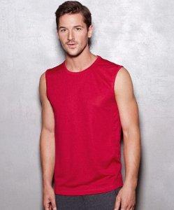 """Men's """"Bird eye"""" Sport Shirt sleeveless"""