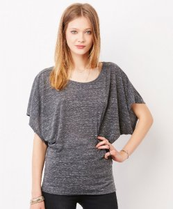 Ladies' Flowy Dolman T-Shirt