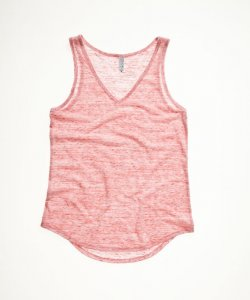 Flowy Ladies' V-Neck Tank Top
