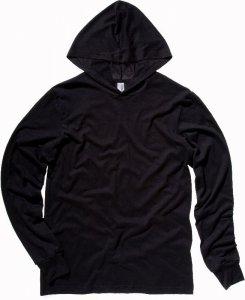 Unisex Jersey Hooded T-Shirt longsleeve