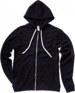 Unisex Triblend Full Zip Hoodie