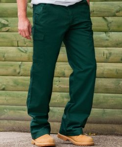 Workwear Twill Trousers