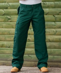 Workwear Canvas Trousers