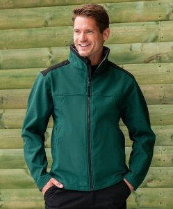 Workwear 3-Layer Softshell Jacket