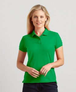 Ladies' Double Piqué Polo