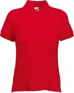 Ladies' Stretch Piqué Polo