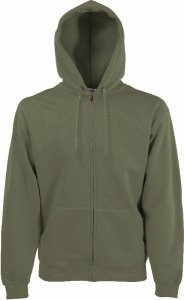 Hooded Sweat Jacket