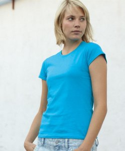 Koszulka Lady-Fit Valueweight T