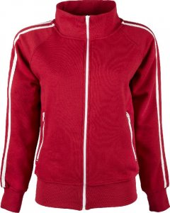 Ladies' Sports Sweat Jacket