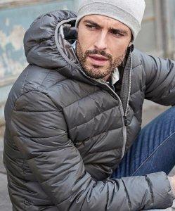 """Men's Hooded Jacket """"Zepelin"""""""