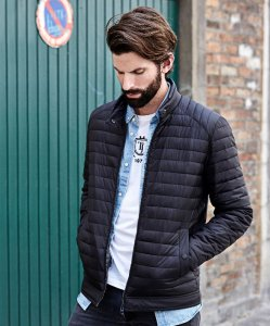 "Men's Padded Jacket ""Milano"""