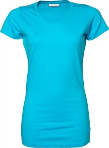 Ladies' Stretch T-Shirt Extra Long