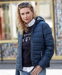 "Ladies' Hooded Jacket ""Zepelin"""