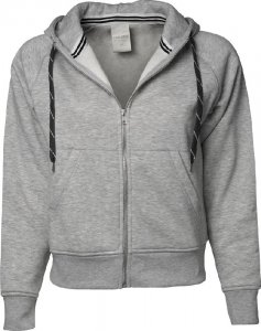 Ladies' Fashion Hooded Sweat Jacket