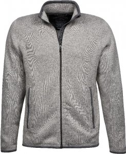 "Men's Knitted Fleece Jacket ""Aspen"""