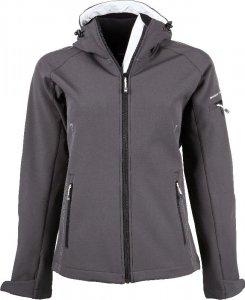 Ladies' Hooded Fashion Softshell Jacket