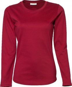 Ladies' Interlock T-Shirt longsleeve