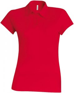 Ladies' Jersey Polo