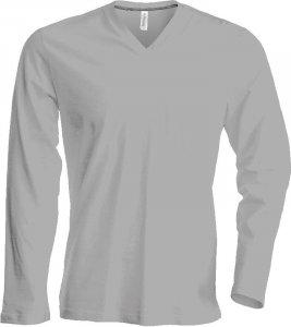 Men's V-Neck T-Shirt longsleeve