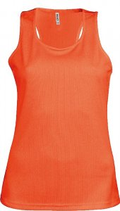 Ladies' Sport Shirt sleeveless