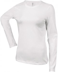 "Ladies' Stretch T-Shirt ""Carla"" longsleeve"