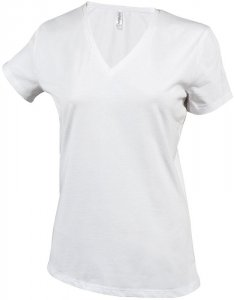 "Ladies' Stretch V-Neck T-Shirt ""Electra"""