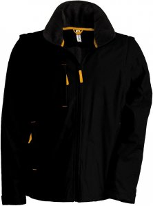 2-in-1 Jacket with detachable sleeves