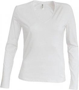 Ladies' V-Neck T-Shirt longsleeve