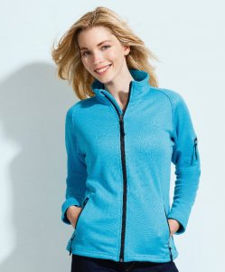 Ladies' Raglan Fleece Jacket