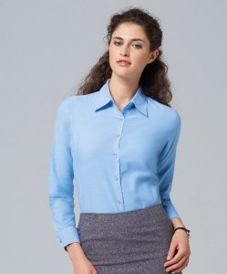 Oxford Blouse longsleeve