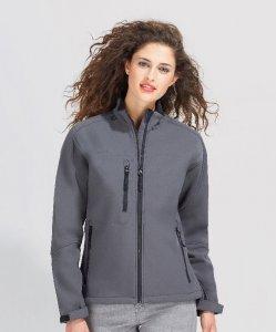 Ladies' 3-Layer Softshell Jacket