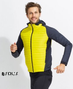 Men's Running Jacket with Down