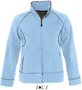 Ladies' Contrast Microfleece