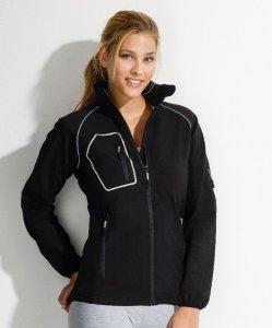 Ladies' Performance Softshell Jacket