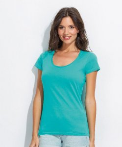 Ladies' Sheer T-Shirt