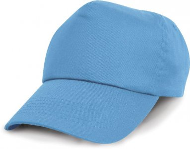 6 Panel Junior Cap