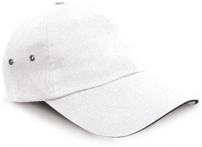Printers Plush Cotton 5 Panel Cap