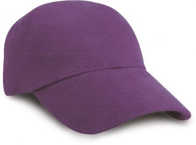 6 Panel Low Profile Cap