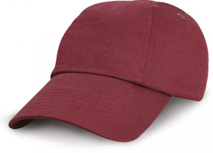 Junior 6 Panel Low Profile Cap