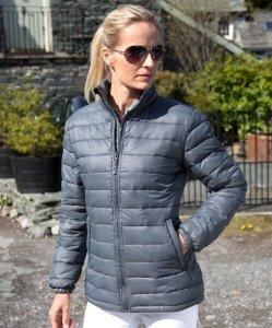 "Ladies' Padded Jacket ""Ice Bird"""