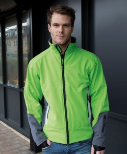 "3-Layer Softshell Jacket ""Blade"""