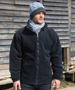 Padded Winter Fleece Jacket